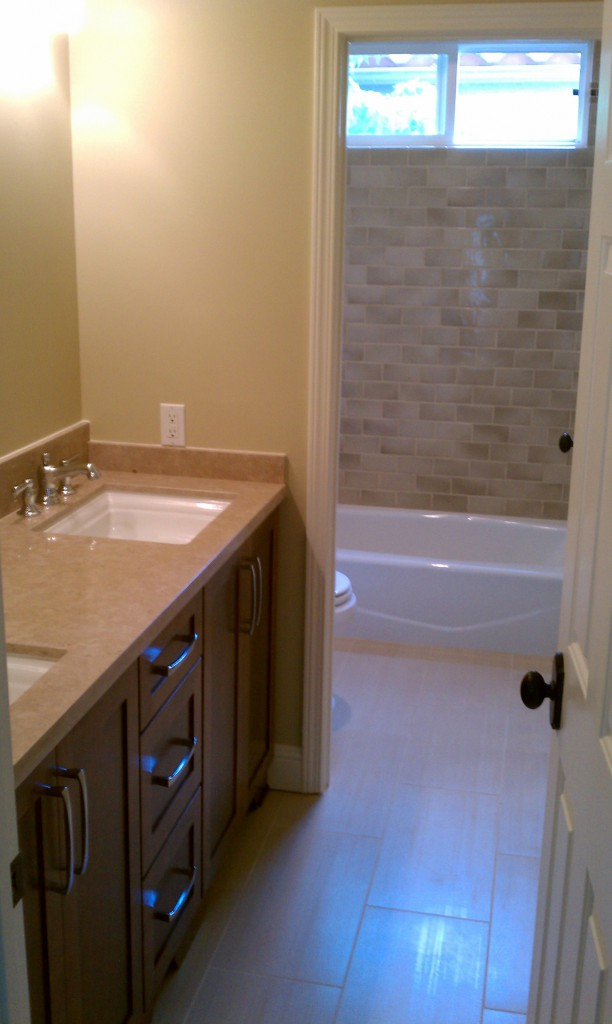 after bathroom remodel experts in orange county